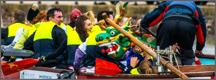 Charity Dragon Boat Race